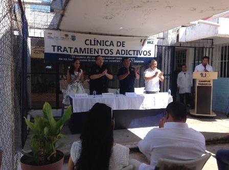 Los centros por el tratamiento contra la dependencia alcohólica